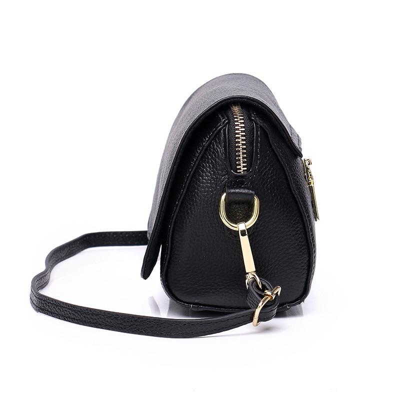 New Leather Luxury Handbag  Women Shoulder Bags Designer Crossbody Bag Fashion Summer Messenger Bags for Women 2019
