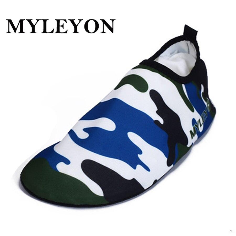 MYLEYON Naujas atvykimas MYLEYON vasaros lauko bateliai Trekking Senderismo viršutinė vaikščiojimo vandens greito džiovinimo sneaker batai MY-2
