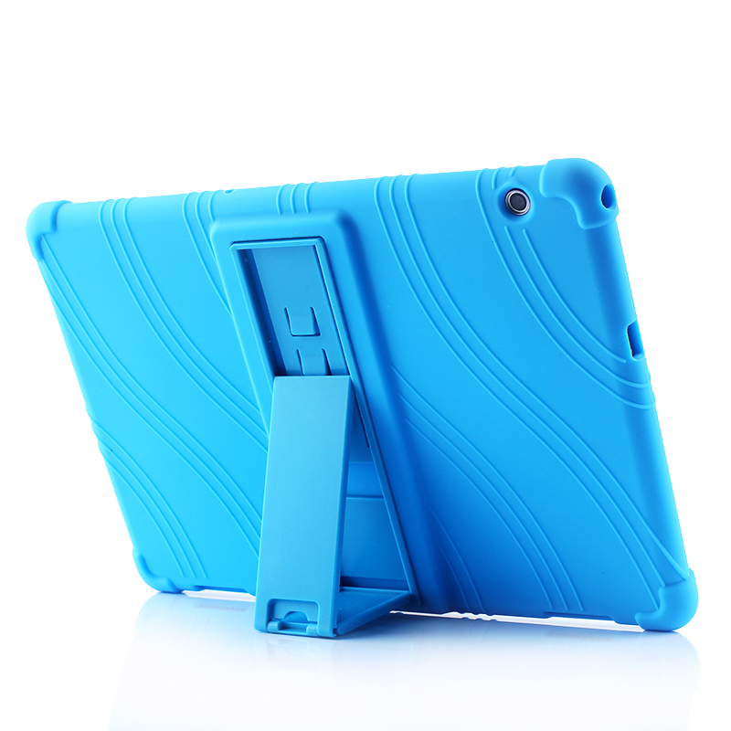 SZOXBY For Huawei Glory Flat 5 Protective Cover T5 10 1 Inch Protective Case Washable Soft AGS2 BHN CHN Anti Fall Silicone Case in Tablets e Books Case from Computer Office