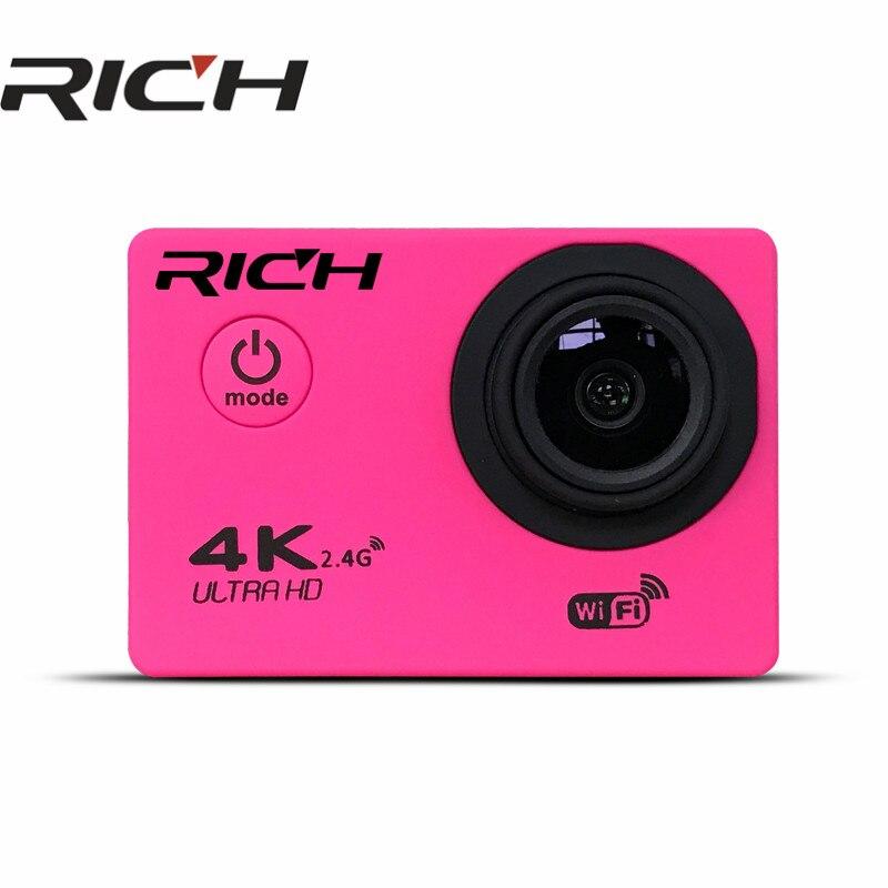 SJ7000R Étanche Full HD 1080 P Action Caméra Pour Gopro Hero Action Sports Caméra LED 150 Degrés