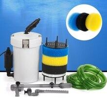 Replacement Filter Sponge For External Aquarium Bucket HW-602/HW-602B Aquario Accessory Filters