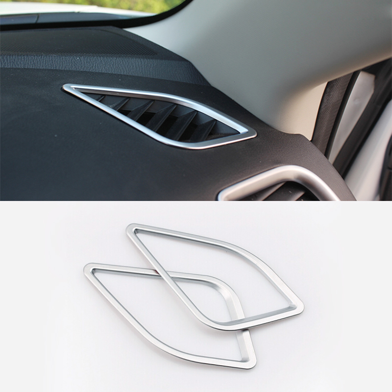 ABS!For <font><b>Mazda</b></font> <font><b>CX5</b></font> CX-5 2013 2014 <font><b>2015</b></font> 2016 <font><b>Accessories</b></font> Internal Air Conditioning Vent Trim Car Styling Stickers Automobiles image
