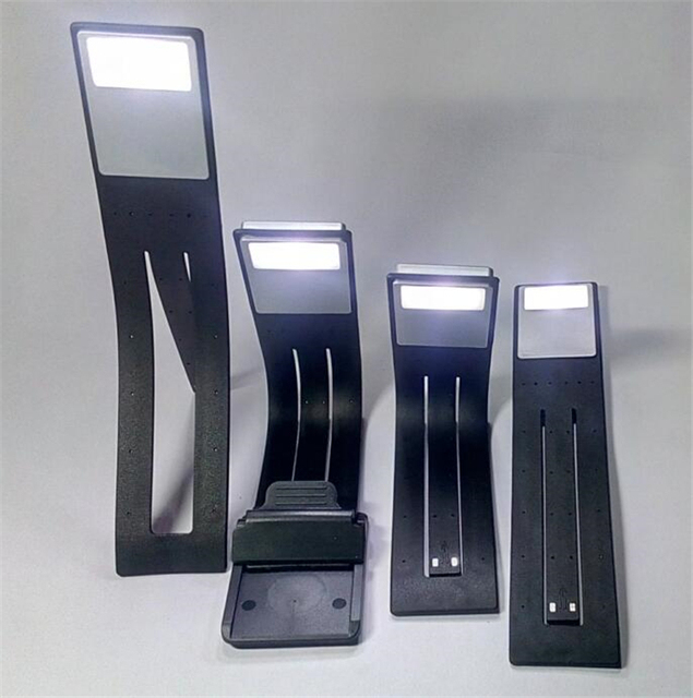 Rechargeable led Book lights chargeable flat led USB Charge fold bending adjust Reading lights Night light & Rechargeable led Book lights chargeable flat led USB Charge fold ... azcodes.com