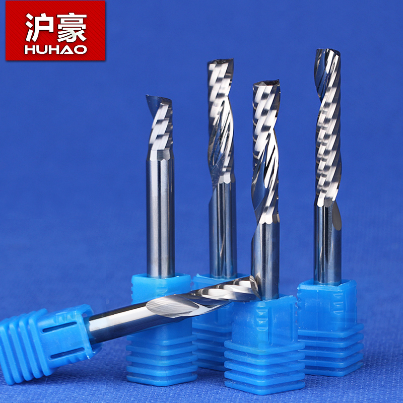1pc AAA 6/8/10mm SHK Single Flute Spiral Tools Engraving Bits Cutter Solid Carbide Endmill Cutting Wood Machine 6 32mm aa series one spiral flute bits tungsten carbide end mill engraving tool bits arylic cutter tools cutting tools