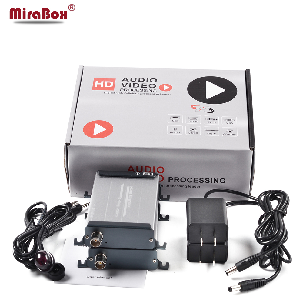 Original Factory HSV379IR With IR Function Over Coaxial Cable Coax Support 1080p Full HD Lossless No