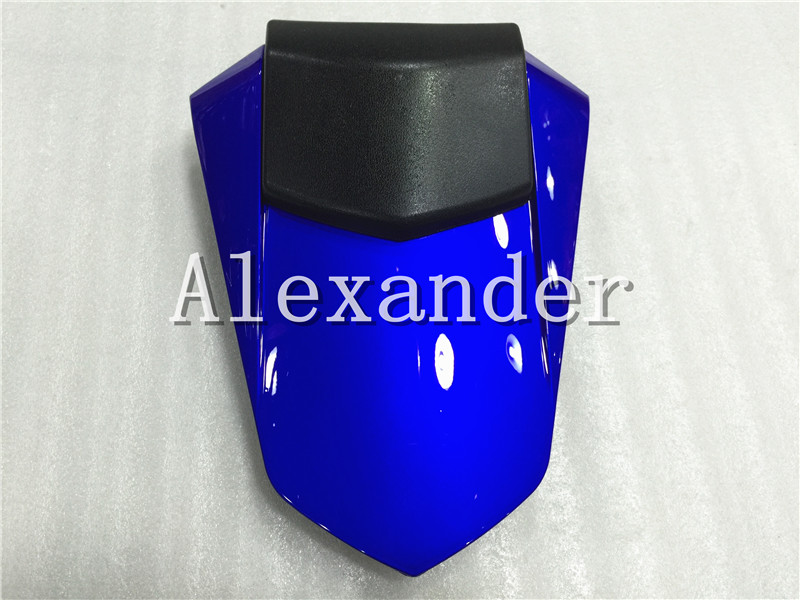 Blue Motorcycle Rear Seat Cover Cowl Solo Motor Seat Cowl Rear For Yamaha YZF1000 YZF R1 2007 2008 Yzf R1 07 08 1000