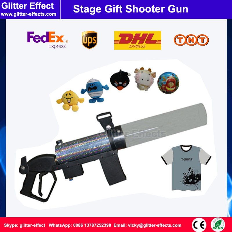 Stage Gift Shooting Gun Stage Performance Co2 T Shirt