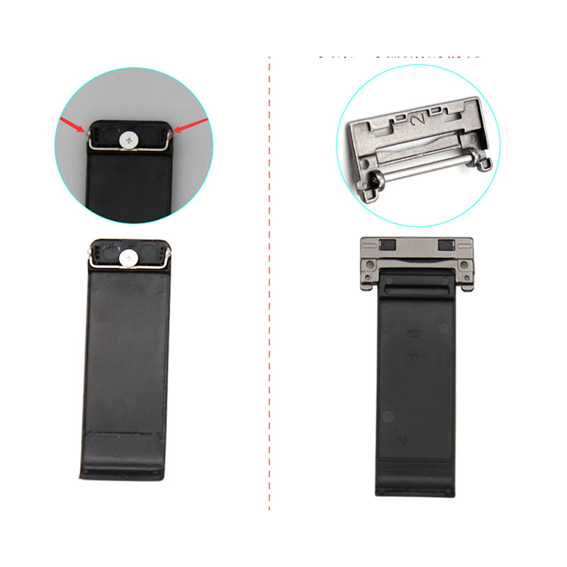 Купить с кэшбэком Back Kickstand Shell Support Bracket Stand Case Stand Holder Replacement for Nintend Switch NS NX Console Repair with Screw