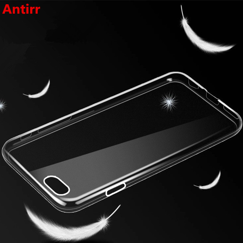 Antirr Transparent Crystal Clear Thin Gel Soft TPU Case Cover For Samsung Galaxy A3 A5 A7 J3 J5 J7 2015 2016 2017 S8 edge #40
