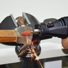 220V 130W Mini Drill Electric Power Tools Dremel Style Drill Machine Rotary Tools with 100pcs Dremel Accessories Drill Bits