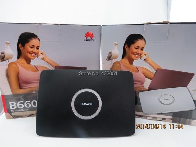 Huawei b660 3g router wlan