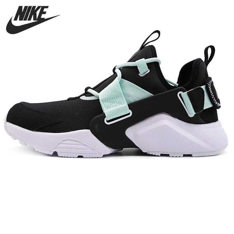 buy popular 56465 d4f91 Original New Arrival 2018 NIKE AIR HUARACHE CITY LOW Women s Running Shoes  Sneakers
