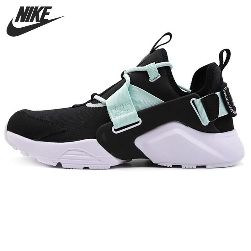Original New Arrival 2018 NIKE AIR HUARACHE CITY LOW Women's Running Shoes Sneakers original new arrival 2018 nike air huarache drift prm men s running shoes sneakers
