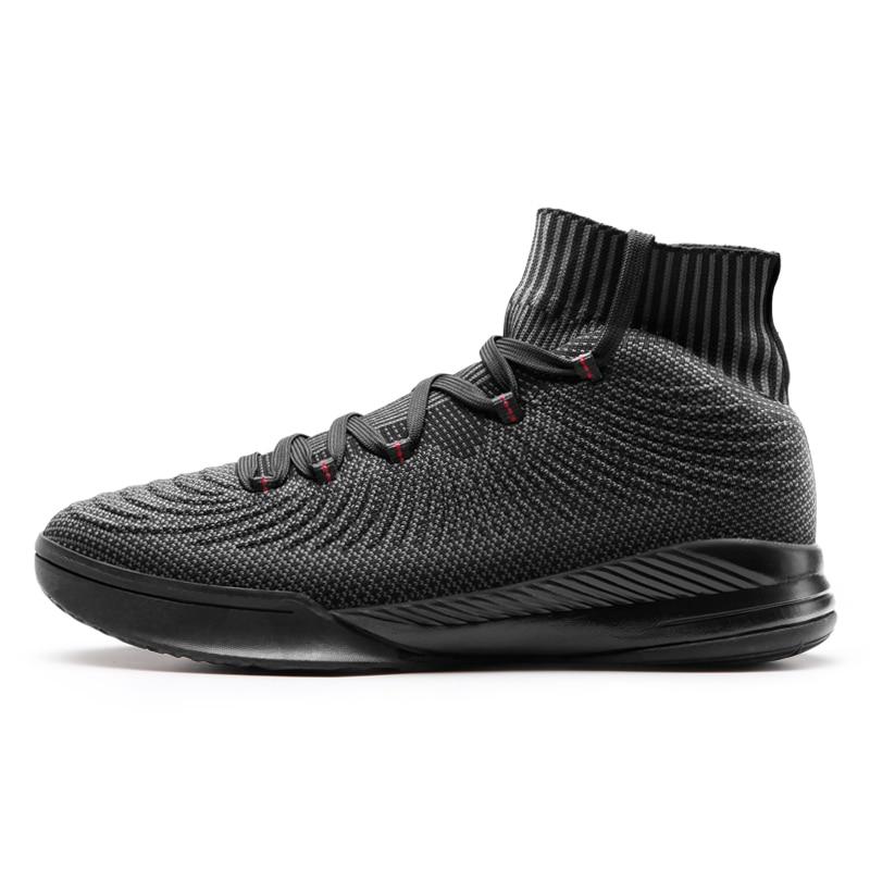 Noir Sport Basket chaussures hommes respirant Basket bottes Basket femme de marque hommes Basket baskets 74101130 noir