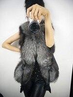 Women Winter Vest Warm Faux Fur Collar Short Jackets Leather Outerwear coat For Fashion Women Coats faux fur vest fall 2018