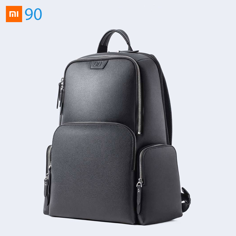 Xiaomi Mijia Youpin 90S POPULAR leather backpack 350 160 400mm 18L