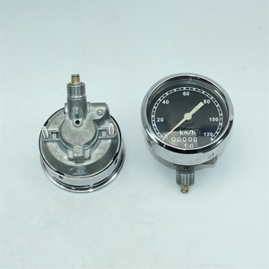 Image 2 - ZSDTRP 0 120/160 km/h Old Model Speedometer used at KC750 Side Car Motorcycle Case for BMW R12 R71 KC750 M 72 MW 72 Motor