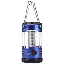 Multifunctional Ultra Bright Portable 12 LED Camping Tent Hand Lantern Lights for Hiking,Travel, Camping