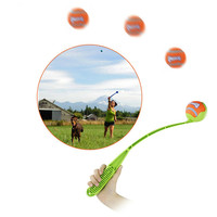 Chuckit! Launcher Interactive Dog Toys For Pet Swing Club Set Dog Picking Training