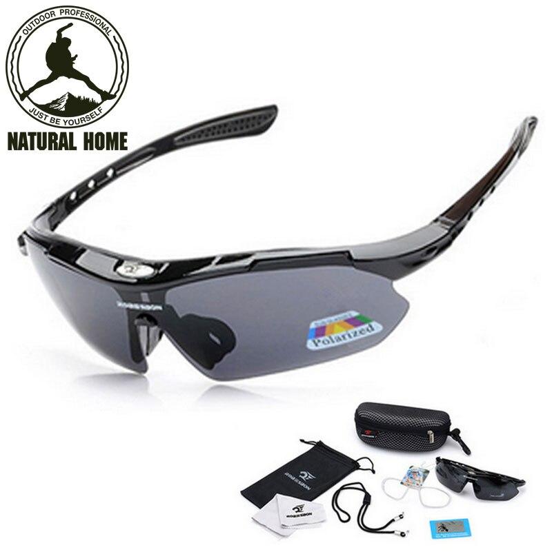 Prix pour NaturalHome Vélo Lunettes Polarisées Hommes de lunettes de Soleil Vtt Vélo Lunettes Vélo Lunettes Occhiali da sole Gafas