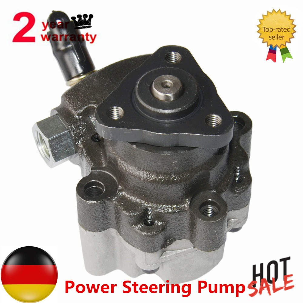Power Steering Pump For Peugeot 307 Citroen C6 C5 Mercedes-Benz Vito Bus Land Rover Discovery 2 TD5 2.5 TD5 QVB101240