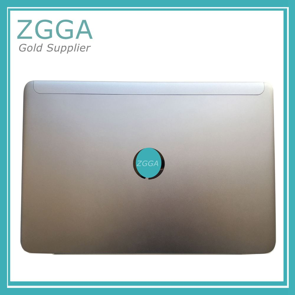 GENUINE NEW Laptop Shell Lcd Rear Lid For HP Elitebook Folio 1040 G1 G2 Back Cover Top Housing Case Silver No  Touch 739569-001 new for asus gl502 gl502vm gl502vs gl502vy gl502vt gl502vs ds71 gl502vm ds74 lcd back cover top case a shell black silver