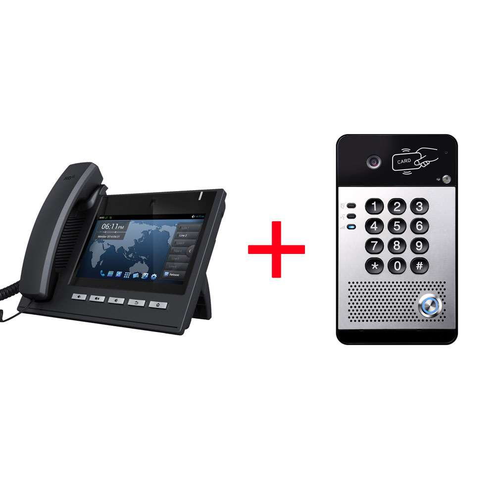 Security & Protection Adaptable Yobang Security Rfid Ip66 Waterproof Touch Metal Keypad 125khz Card Reader Door Lock Power Supply Door Access Control System Access Control