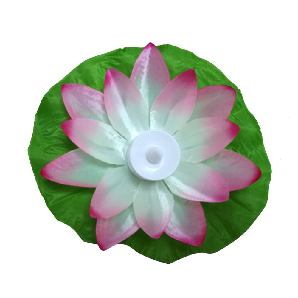 Lotus Shaped Waterproof LED Light 4