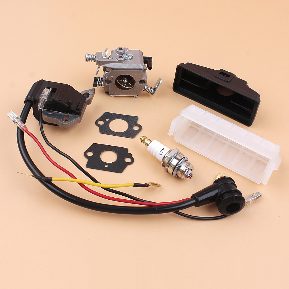 Ignition Coil Air Filter Kit For STIHL Chainsaw 021 023 MS210 MS230 MS250