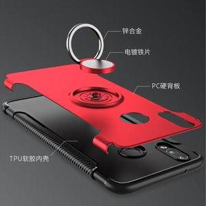 Image 2 - Чехол для Huawei P20 Lite, чехол для Huawei P20 Lite, армированный резиновый силиконовый чехол для телефона Huawei nova3, чехол для Huawei P20 Lite, чехол