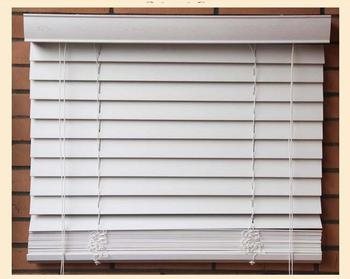 FREE SHIPPING PVC WOOD WOODEN EFFECT VENETIAN BLINDS FOR YOUR KITCHEN AND BATHROOM