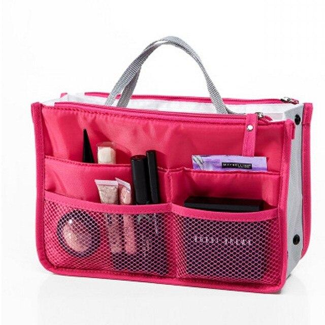 多機能収納パッケージ女性化粧品袋ビッグサイズの化粧ポーチ良質旅行ハンドバッグトイレタリーバッグオーガナイザー