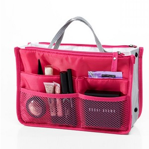 Image 1 - Multi function Makeup Storage Package Women Cosmetic Bag Big Size Makeup Bag Good Quality Travel Handbag Toiletry Bag Organizer