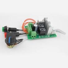 6 в/12 В/24 В 10A ШИМ контроллер двигателя постоянного тока самосброс вперед и назад линейный привод регулятор скорости самосброс
