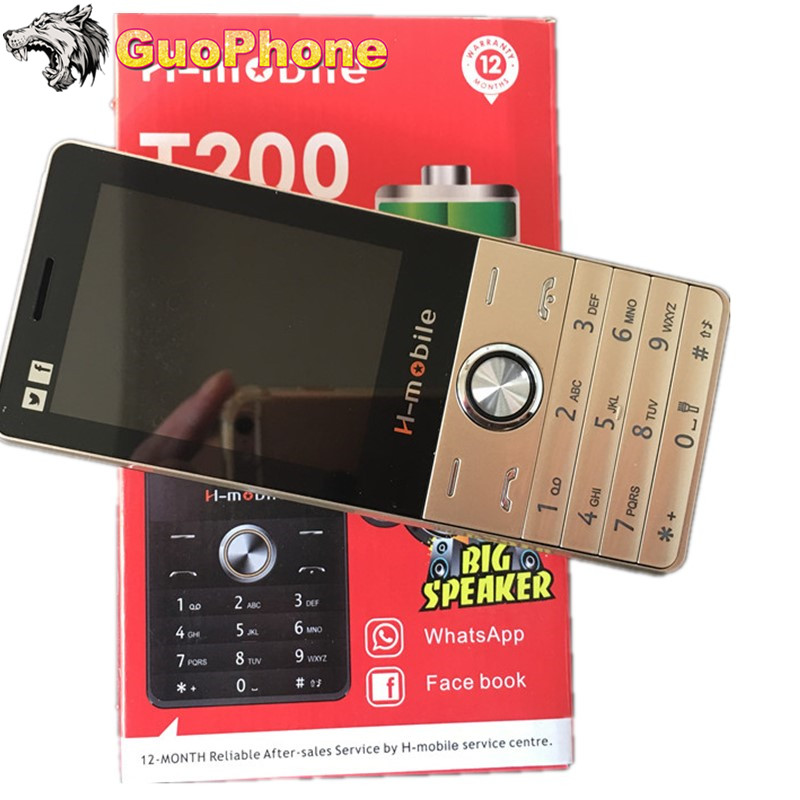 H-Mobile T200 Phone 2.8