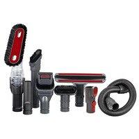 Air Conditioning Vacuum Cleaner Accessories Bed Sofa Brush 8pcs Set For Dyson V6 V7 V8 V10 DC24 DC33 DC35 DC39