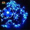 100LED 12M Waterproof Decorative Cherry Globe Solar Powered LED String Lights Outdoor Garden Patio Lantern Decoration Lightings