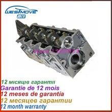 Головка цилиндра для Alfa Romeo 145 146 147 156 1910CC 1,9 JTD L4 SOHC 8 V 1997-05 Двигатель: AR371.01 937A2. 000 60814721 71712828