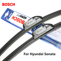 2pieces Set BOSCH Wiper Blades For Hyundai Sonata 22 19 Fit Hook Arms 1998 2010