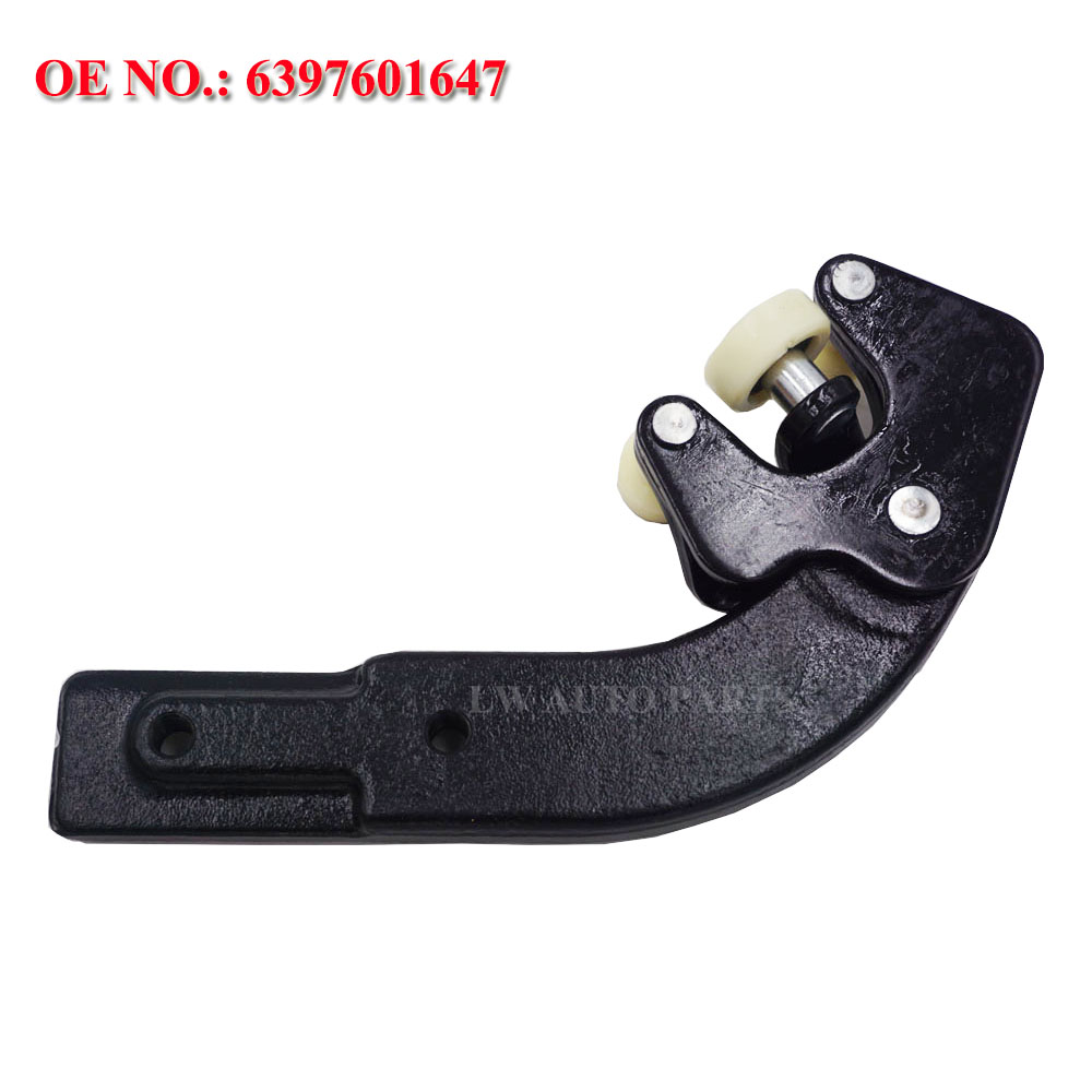 For <font><b>Mercedes</b></font> Benz 639 Vito Lower Side Loading <font><b>Door</b></font> Left Roller A6397601647 6397601647 6397630047 image
