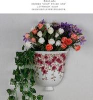 Стены ваза