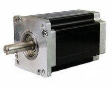 110HS150-6504/1.8deg. 110 мм 2 этап высокий крутящий момент гибридный шаговый двигатель NEMA42 6.5A 21N. m высокий крутящий момент шагового двигателя