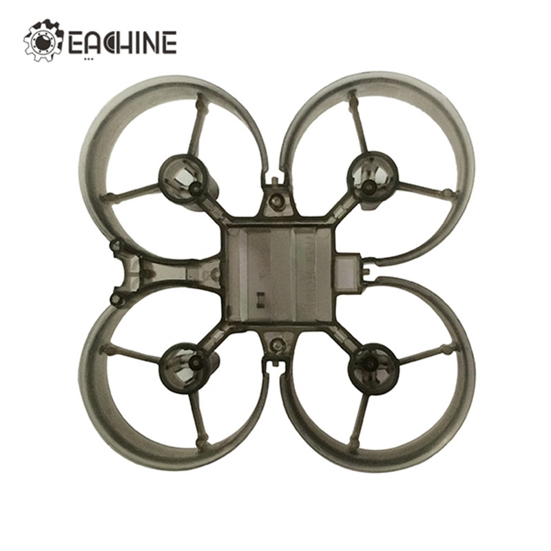 Квадрокоптер Eachine E012 E012HC E012HW, запасные части, комплект с рамкой, чехол для радиоуправляемого мини-дрона, FPV квадрокоптера, игрушки, аксессуар...