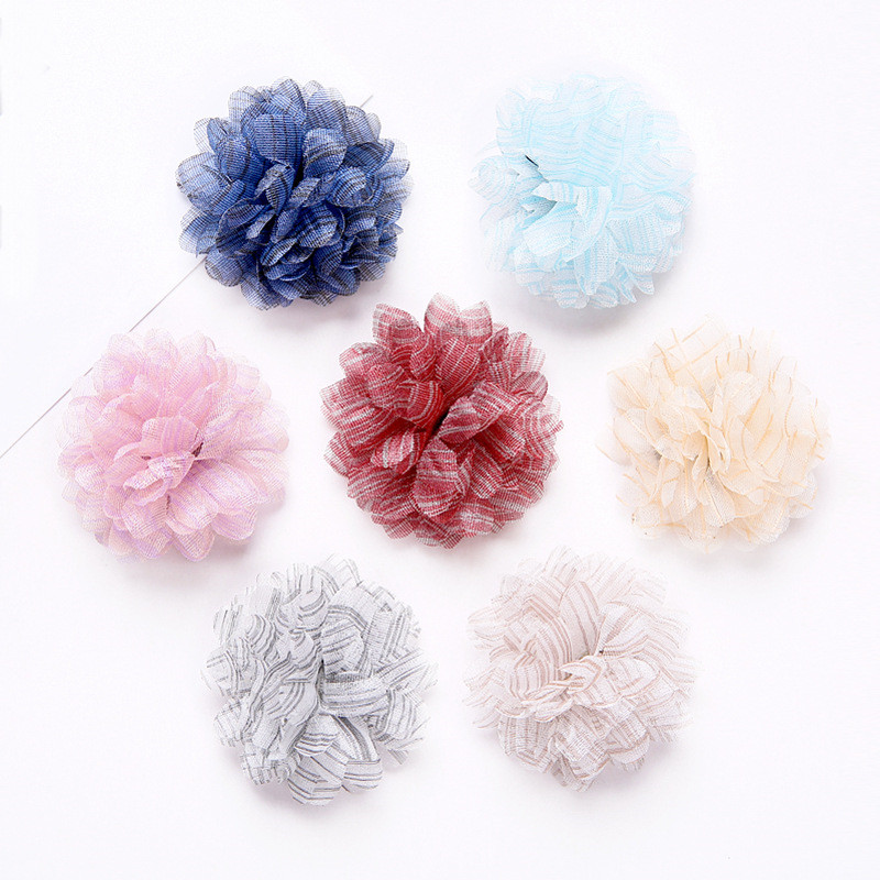 Back To Search Resultsjewelry & Accessories Beads & Jewelry Making 20 Pcs 40mm Cloth Gauze Flowers Connectors Charm Diy Accessories For Jewelry Making Curing Cough And Facilitating Expectoration And Relieving Hoarseness