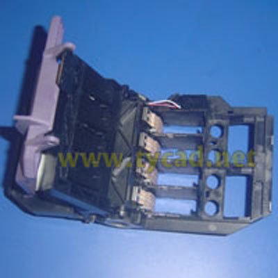 ФОТО Used - carriage assembly C2688-67061 for the  Business Inkjet  2230 2280 1100 printer parts