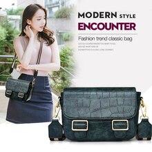 YILIAN2019 new single-shoulder bag spring/summer fashion crocodile lady bagK6939