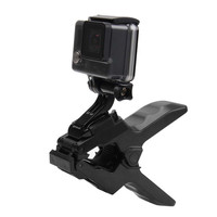 PULUZ Jaws Flex Clamp Mount Adjustable Neck Kit Action Video Cameras Accessories For Gopro Hero 5