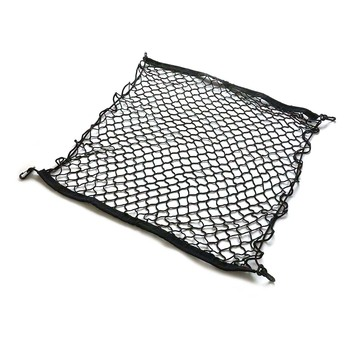 Car Styling New Car Back Rear Trunk Seat Elastic String Net Mesh Storage Bag Pocket Cage image