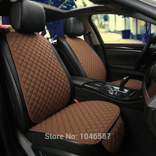 רכב קדמי מושב אחורי כרית מכונית מושב כריות מושב כיסוי מגן Pad Mat אוטומטי קדמי רכב סטיילינג רכב לקשט להגן על