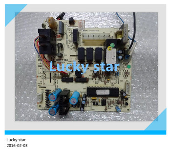 98% new for Gree Air conditioning computer board circuit board GR51-7 V2.0 30035376 5251 good working